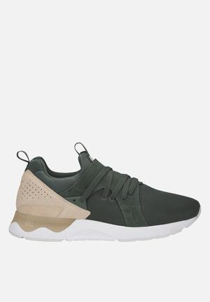 Asics Tiger Gel-Lyte V Sanze Sneakers Dark Forest / Marzipan