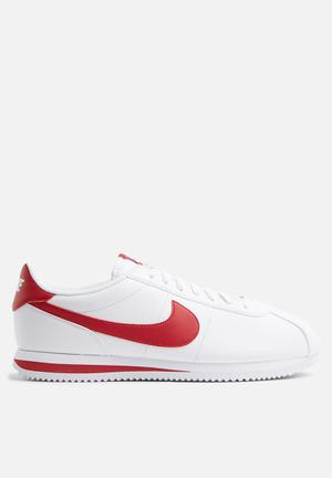 Nike Cortez Sneakers White / Gym Red