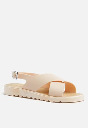 Call It Spring Culturan Sandals & Flip Flops Nude