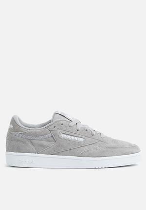 Reebok Club C 85 Trim NBK Sneakers Powder Grey/White/Pale Pink