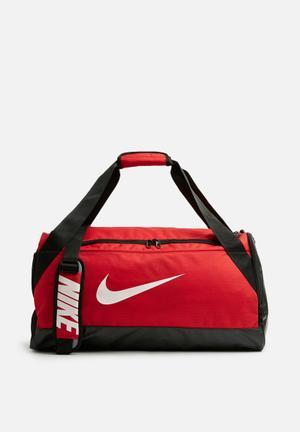 Nike Duffel Bags & Wallets Red, Black & White