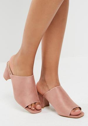 Dailyfriday Melissa Heels Pink