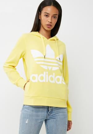 Adidas Originals Classic Hoodie Hoodies, Sweats & Jackets Yellow