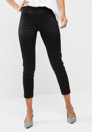 Dailyfriday Cigarette Pant Trousers Black