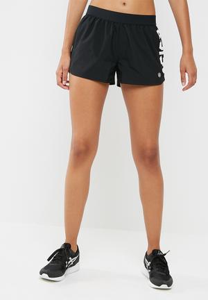 Asics PRFM Shorts Bottoms Black