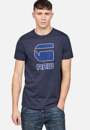 G-Star RAW Cadulor T-Shirts & Vests Blue