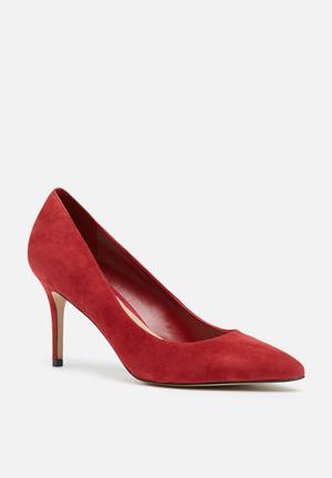 ALDO Kediredda Heels Red
