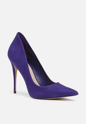 ALDO Cassedy Heels Purple