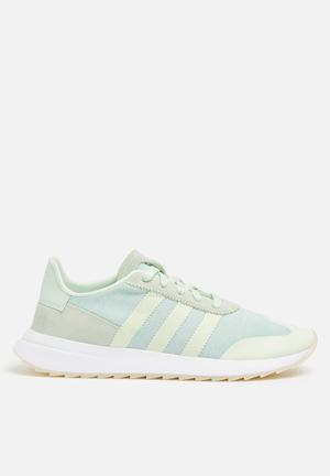 Adidas Originals W FLB_Runner Sneakers Aero Green / FTWR White / Ash Green