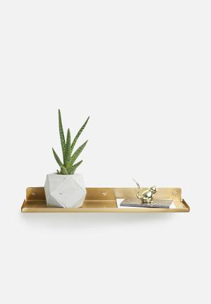 Tatsuo wall shelf