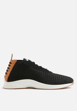 Nike Nike Air Woven Boot Sneakers Black / Dark Russet