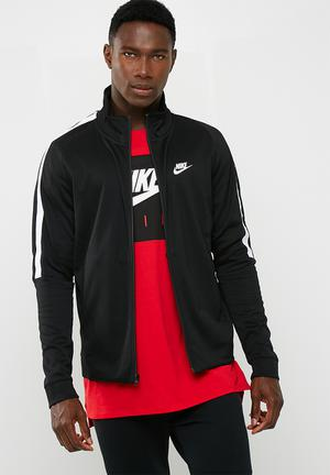 Nike Tribute Sweat Top 55% Cotton 45% Polyester