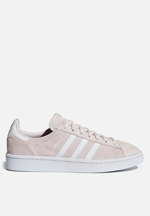Adidas Originals Campus W Sneakers Orchid Tint / FTWR White / Crystal White