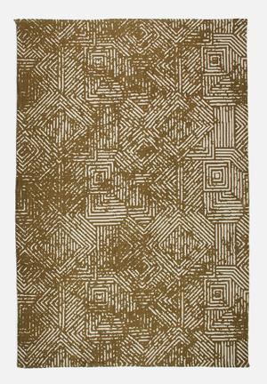 Gatsby printed rug