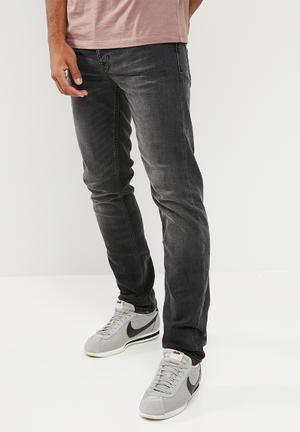 New Look Stretch Slim Jeans Grey