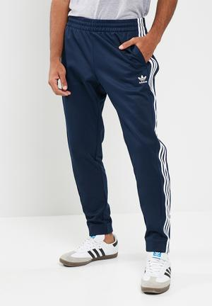 Adidas Originals Adibreak Snap Track Pants Sweatpants & Shorts Navy