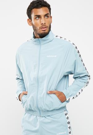 Adidas Originals TNT Windbreaker Hoodies, Sweats & Jackets Blue