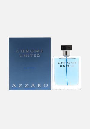 Azzaro Azzaro Chrome United Edt 100ml Fragrances