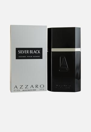 Azzaro Azzaro Silver Black Edt 100ml Spray Fragrances