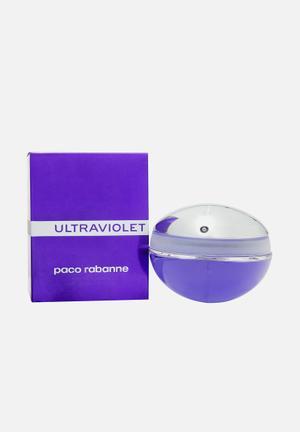 Paco Rabanne Ultraviolet 80ml Edp Spray Fragrances