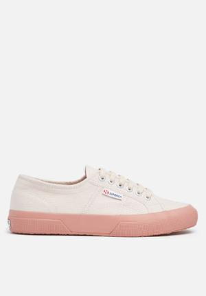 SUPERGA 2750 Cotu Classic Canvas Sneakers Pink Dusty Rose