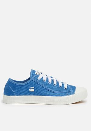 G-Star RAW Rovuluc Low Sneakers Blue