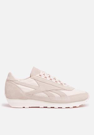 Reebok Aztec OG Metallic Sneakers Pale Pink / Chalk