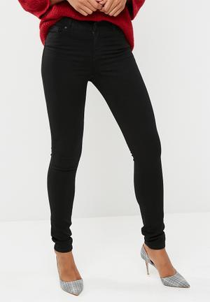 Vero Moda Seven Skinny Jeans Black