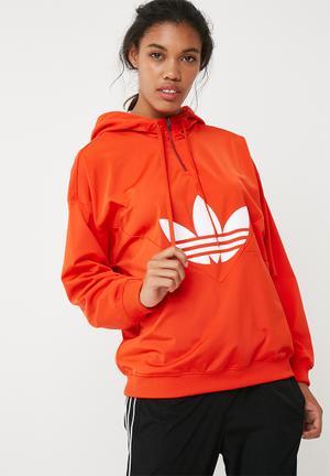 Adidas Originals Clrdo Hooded Sweat 100% Polyester