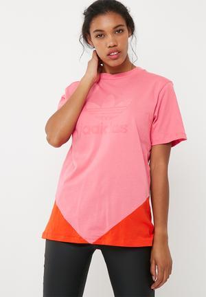 Adidas Originals Clrdo Tee T-Shirts 100% Cotton