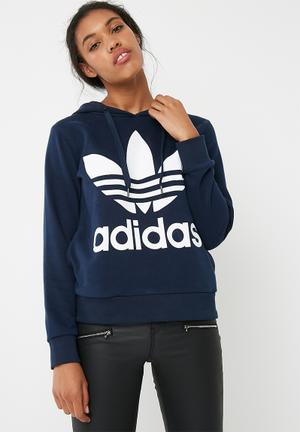 Adidas Originals Classic Hoodie Hoodies, Sweats & Jackets 60% Cotton 40% Polyester