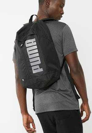PUMA Pioneer Backpack Bags & Wallets Black