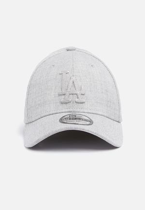New Era MLB 39thirty Headwear Grey