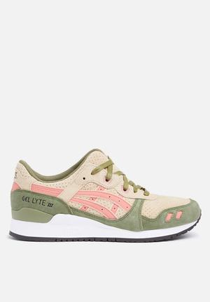 Asics Tiger GEL-LYTE III Sneakers Shaded Spruce/Shaded Spruce