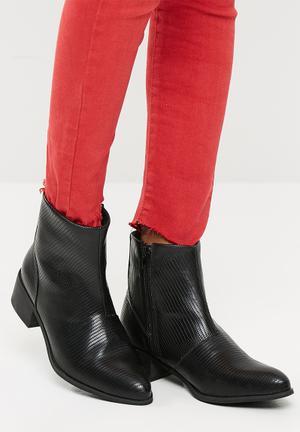 Vero Moda Trisha Boot Black