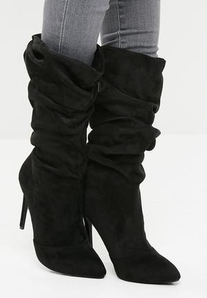 Footwork Laya Boots Black