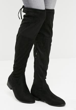 Footwork Odi Boots Black