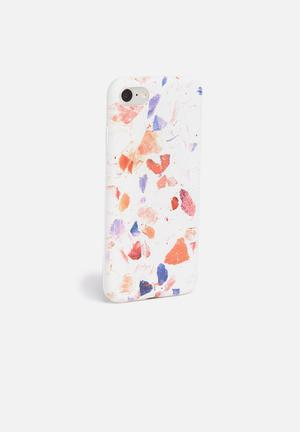 Hey Casey Terazzo - IPhone Cover TPU