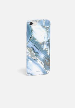 Hey Casey Arctic Ice - IPhone Cover TPU