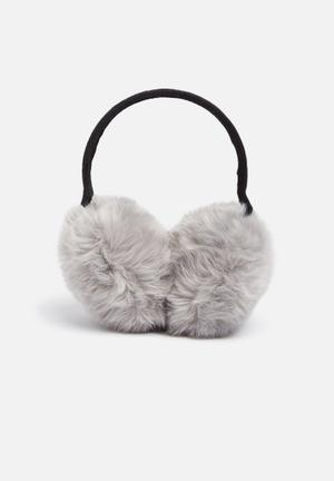Dailyfriday Ellie Ear Muffs Fashion Accessories Grey