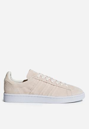 Adidas Originals Campus Reverse Seam Sneakers Chalk White / White FTWR