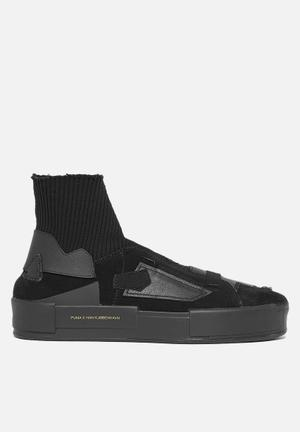 PUMA Select Han Kjøbenhavn Court Platform Sneakers Black