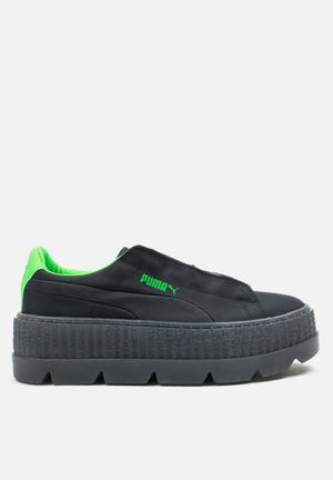 PUMA Select Cleated Creeper Surf Sneakers Puma Black-Green