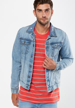 Cotton On Rodeo Jacket Blue