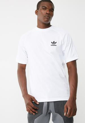 Adidas Originals Cali Tee T-Shirts White