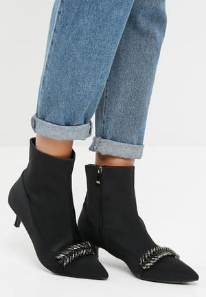 Dailyfriday Elena Boots Black