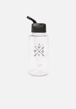 Typo Suck It Up Drink Bottle Gifting & Stationery 100% Plastic