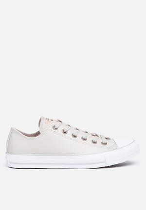 Converse Chuck Taylor All Star Sneakers Neutrals-pale Putty/white/mouse