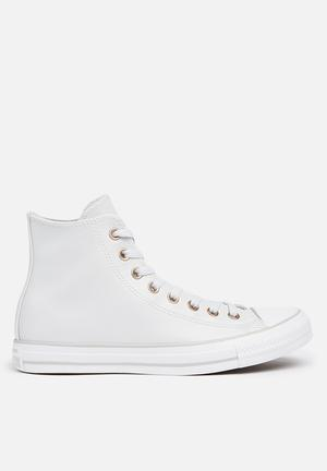 Converse Chuck Taylor All Star Sneakers Neutrals-platinum/white/mouse