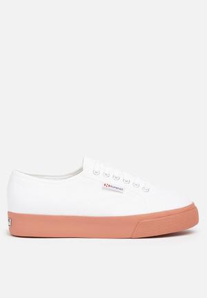 SUPERGA 2730 Sneakers White / Dusty Rose